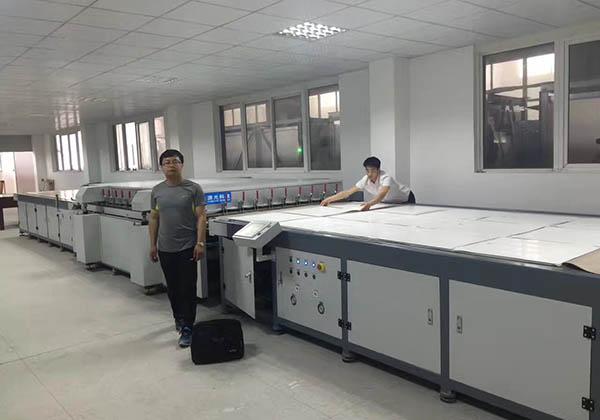 太陽能板大型層壓設備