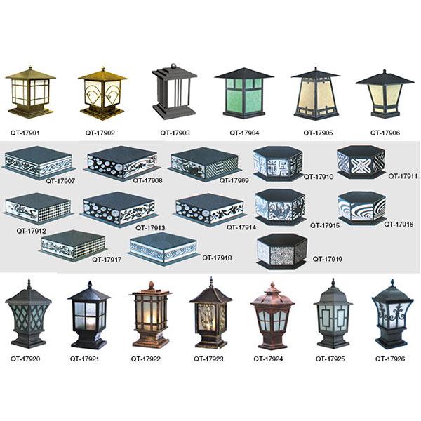 柱頭燈系列