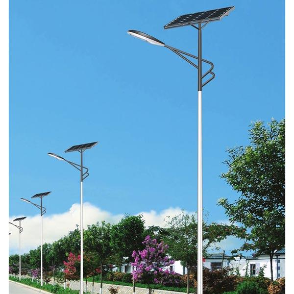 新農村太陽能路燈